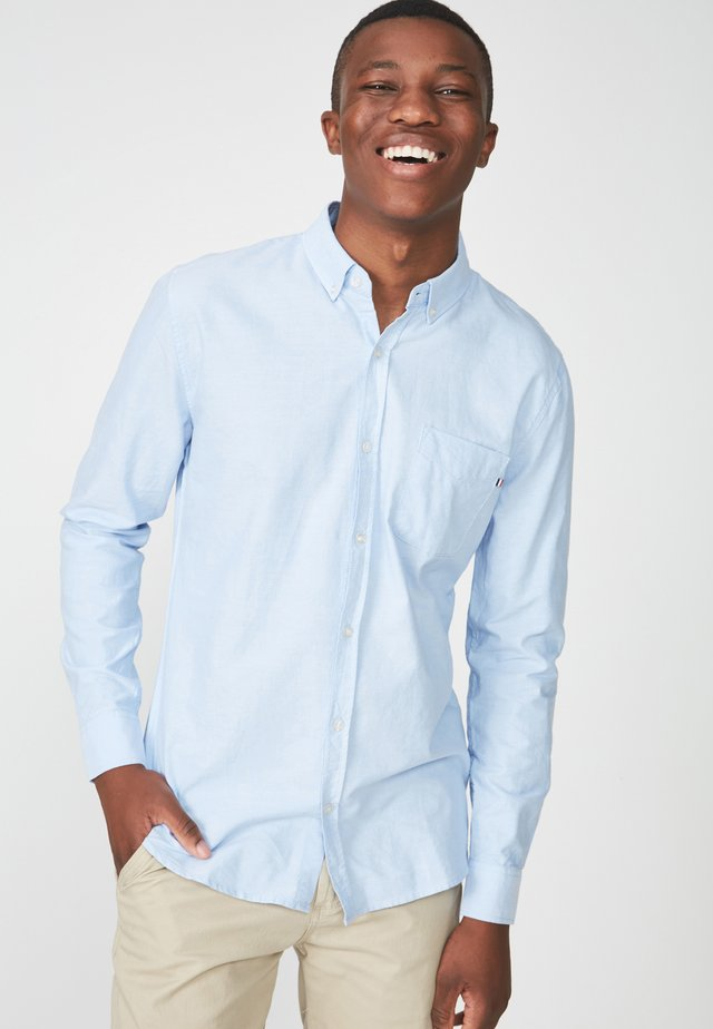 BRUNSWICK SLIM FIT - Shirt - blue