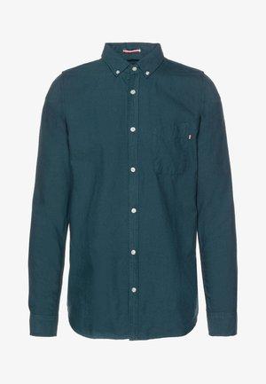 BRUNSWICK SLIM FIT - Overhemd - deep teal