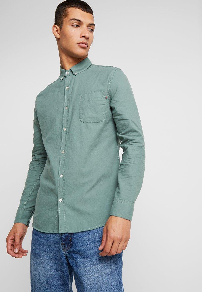 Cotton On - BRUNSWICK SLIM FIT - Shirt - khaki