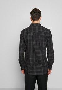 Cotton On - RUGGED LONG SLEEVE - Skjorte - black grey - 2