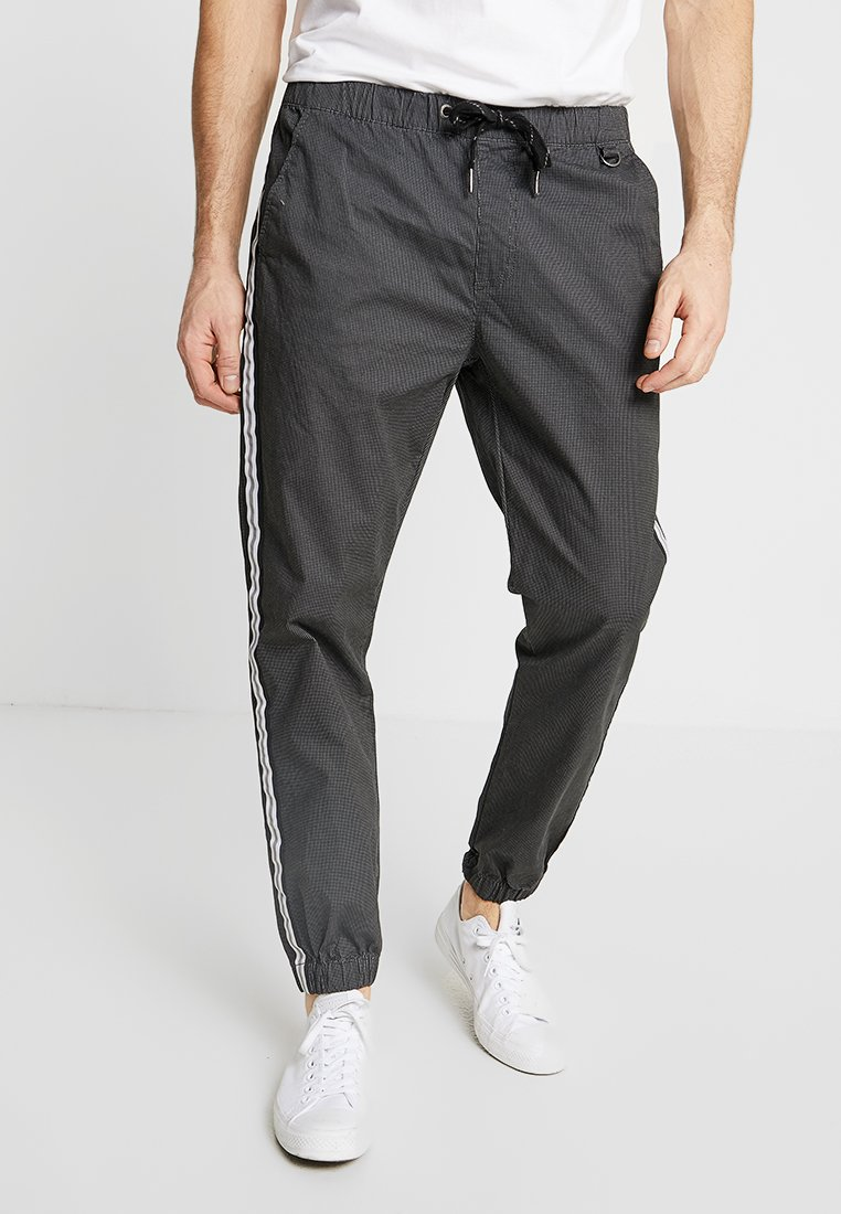 Cotton On - DRAKE CUFFED PANT - Broek - charcoal
