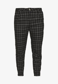 Cotton On - OXFORD TROUSER - Trousers - shadow check - 4