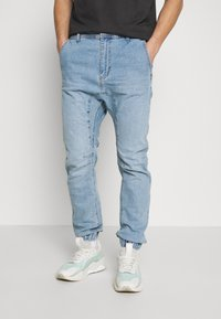 Cotton On - JOGGER - Bukse - everyday blue - 0