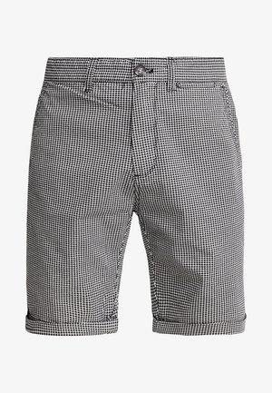 WASHED - Short - black/white