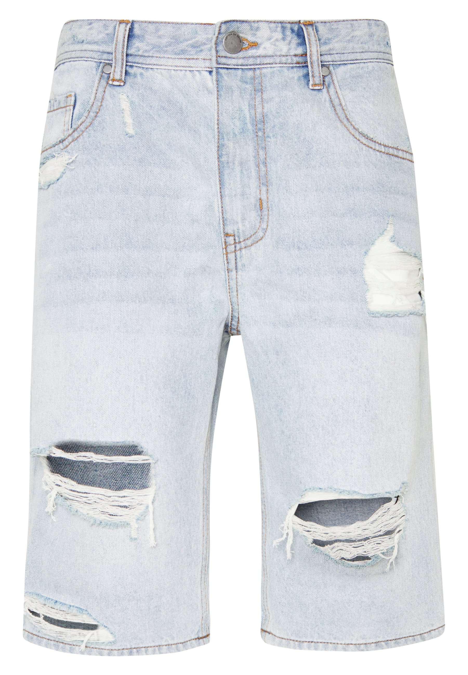Cotton On ROLLER - Shorts di jeans - blue