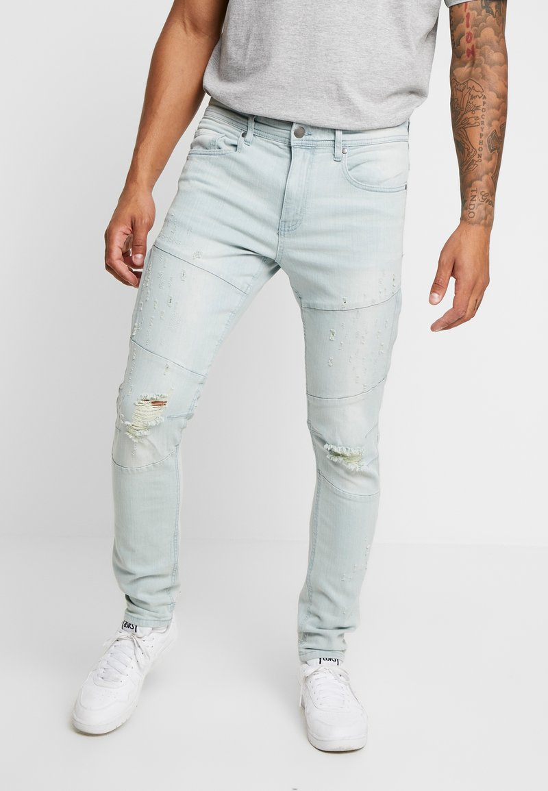 Cotton On - Jeans Slim Fit - tint out blue