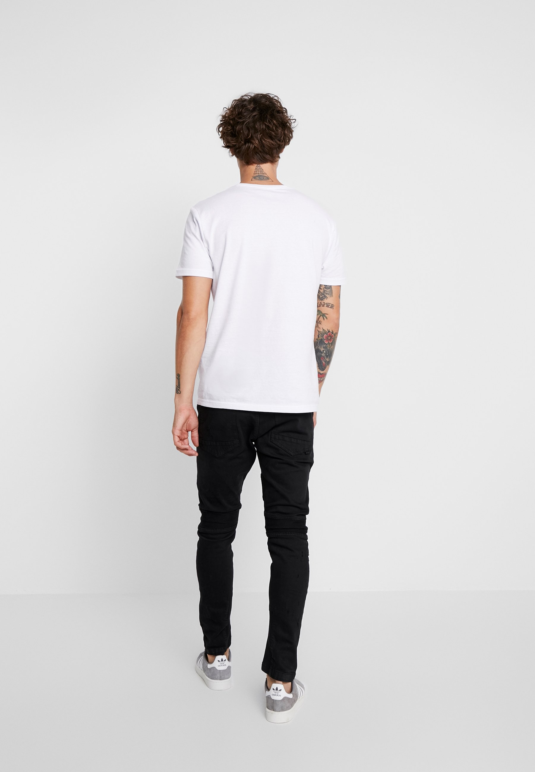 Cotton On Jeans Tapered Fit - Black