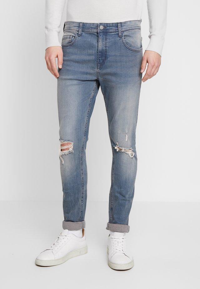 SUPER - Jeans Skinny Fit - smoke grey