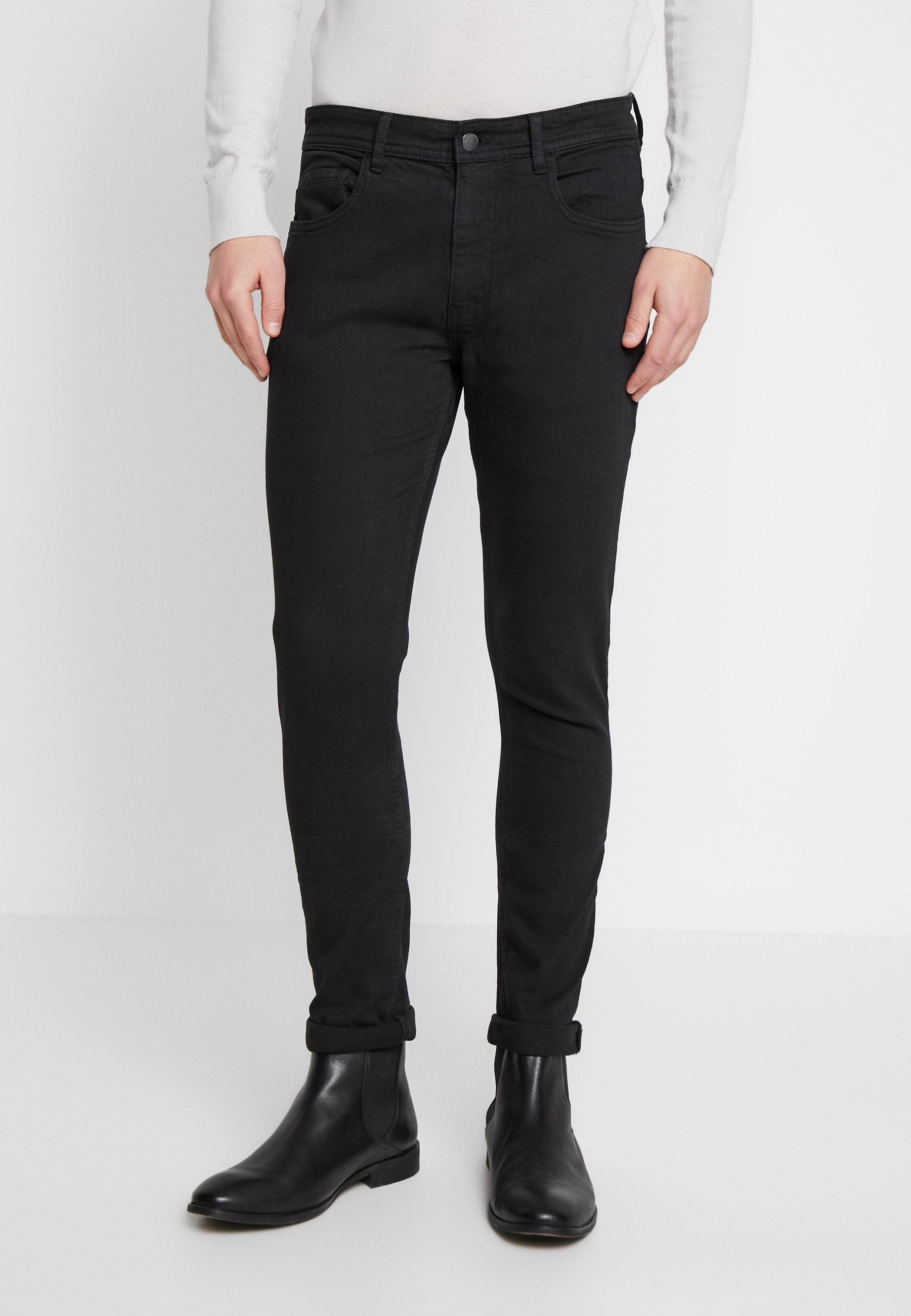 Cotton On Jeansy Skinny Fit - new black