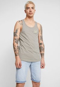 Cotton On - TANKS - Top - moss stone - 0