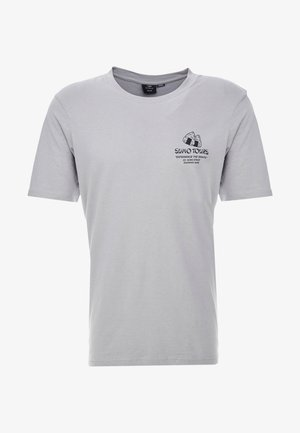 SOUVENIR - Camiseta estampada - gun powder grey