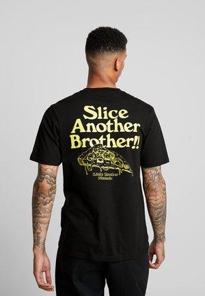 SOUVENIR - Print T-shirt - black