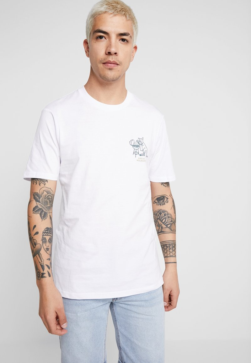 Cotton On - ART - T-shirt print - white
