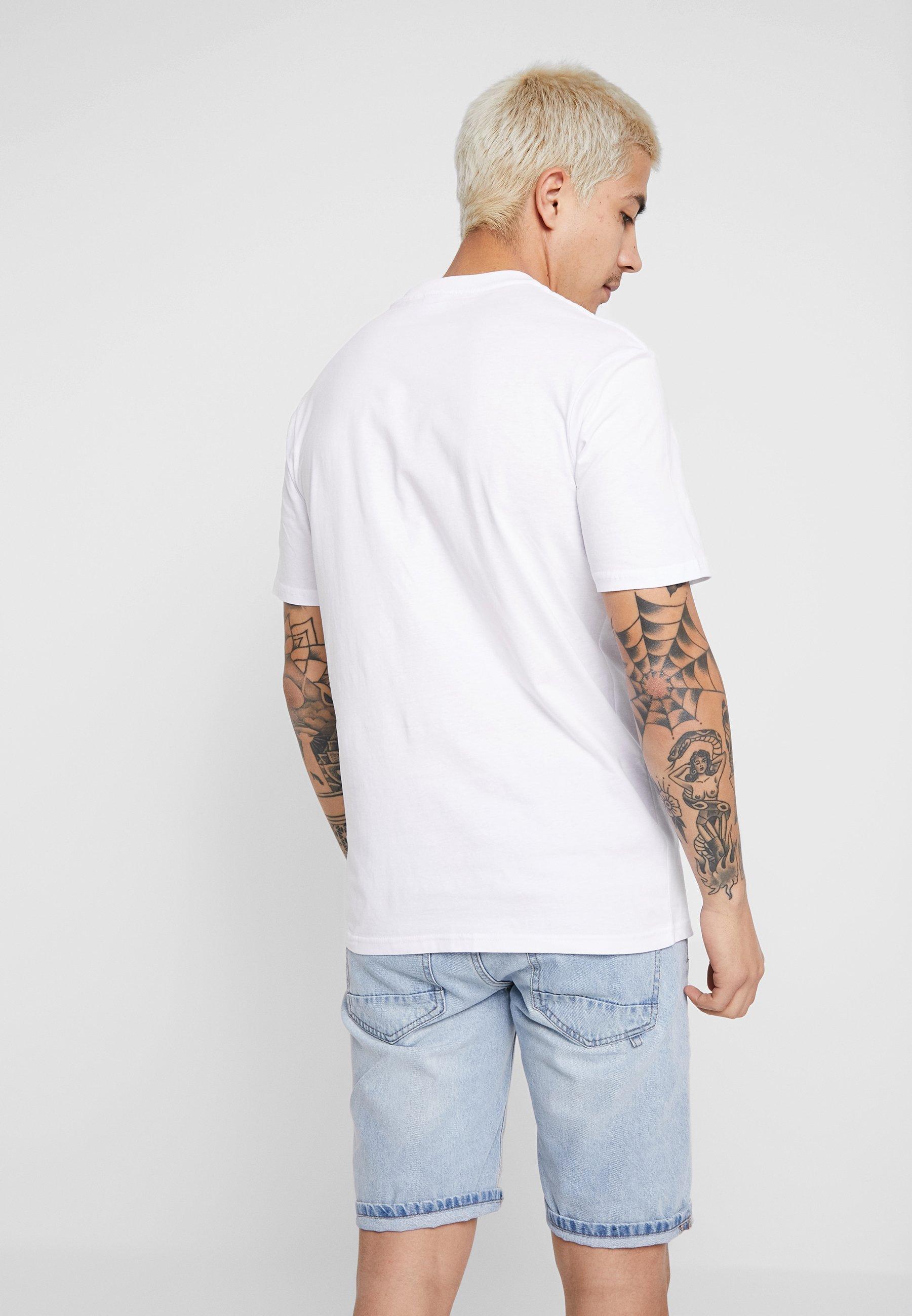 Cotton On ART - Camiseta estampada white
