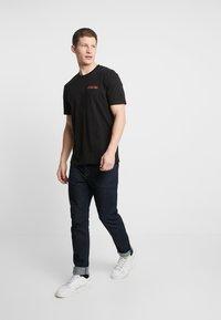 Cotton On - ART - T-shirt imprimé - black/traditional ramen - 1