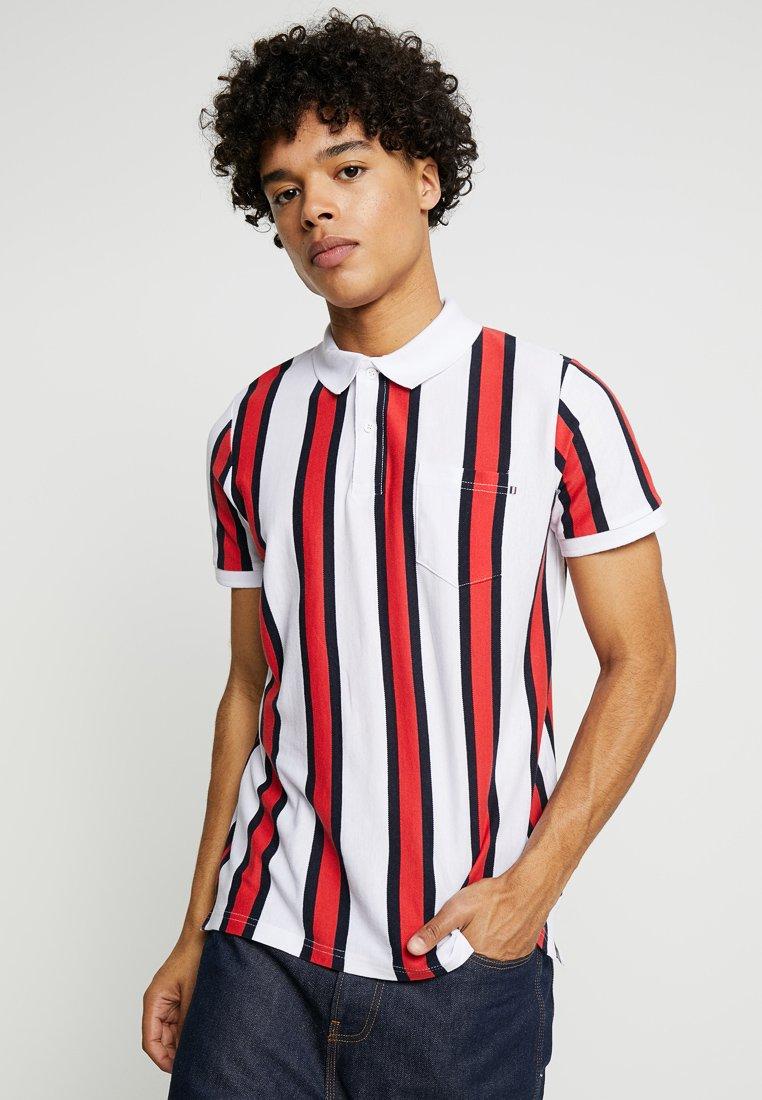 Cotton On - ICON  - Poloshirt - white/red