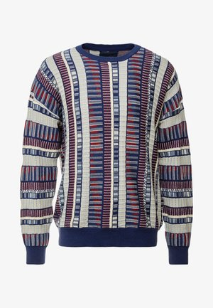 GRANDPA - Sweter - blue