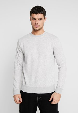 CREW - Sweatshirt - light grey marl
