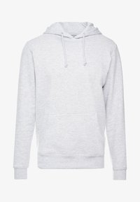 Cotton On - Jersey con capucha - light grey marle - 4
