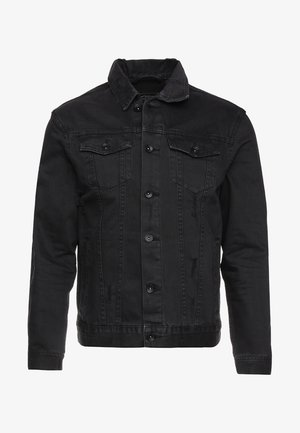 RODEO JACKET - Denim jacket - distressed black