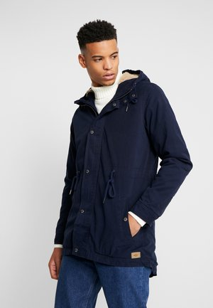 MILITARY JACKET - Parka - navy