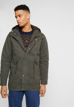 MILITARY JACKET - Parka - khaki