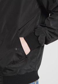 Cotton On - AIRFORCE JACKET - Bomberjacks - black - 5