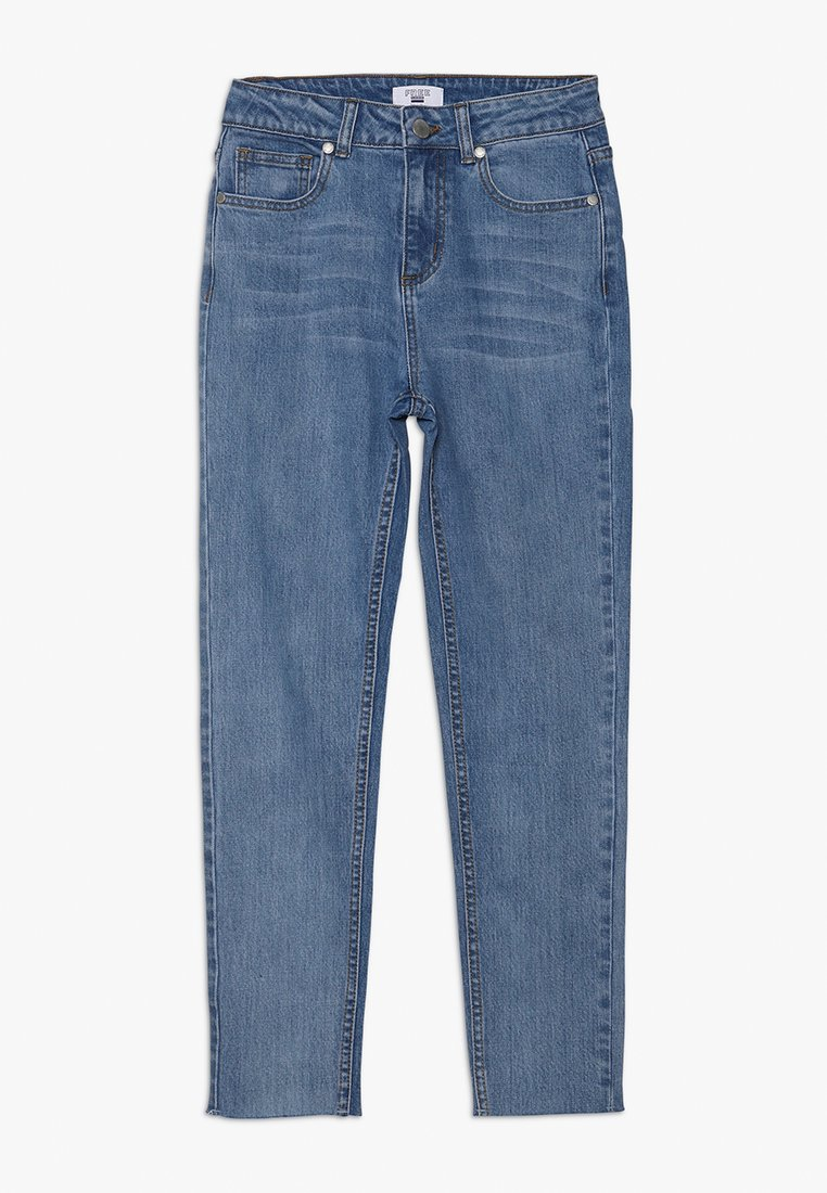 Cotton On - MOM - Džíny Relaxed Fit - stone blue