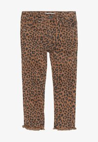 Cotton On - DREA - Slim fit jeans - amber brown - 2