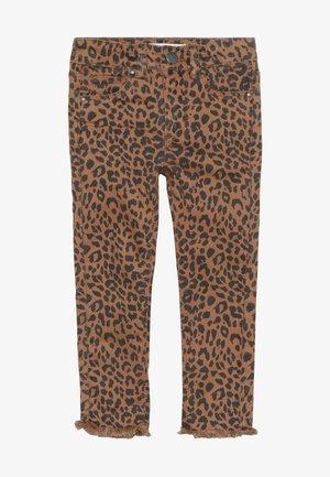 DREA - Jeans slim fit - amber brown