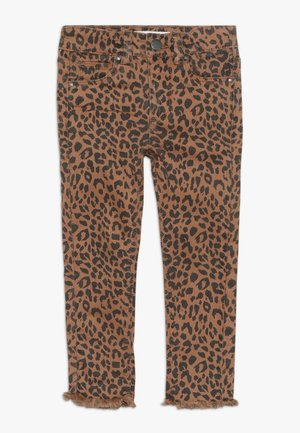DREA - Slim fit jeans - amber brown