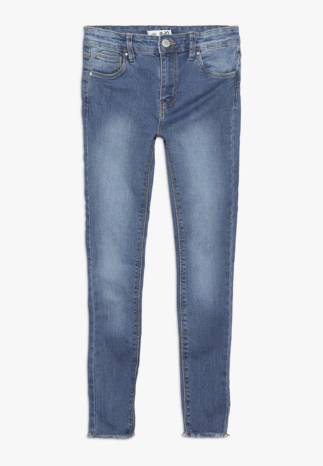 DREA - Jeans Slim Fit - mid blue