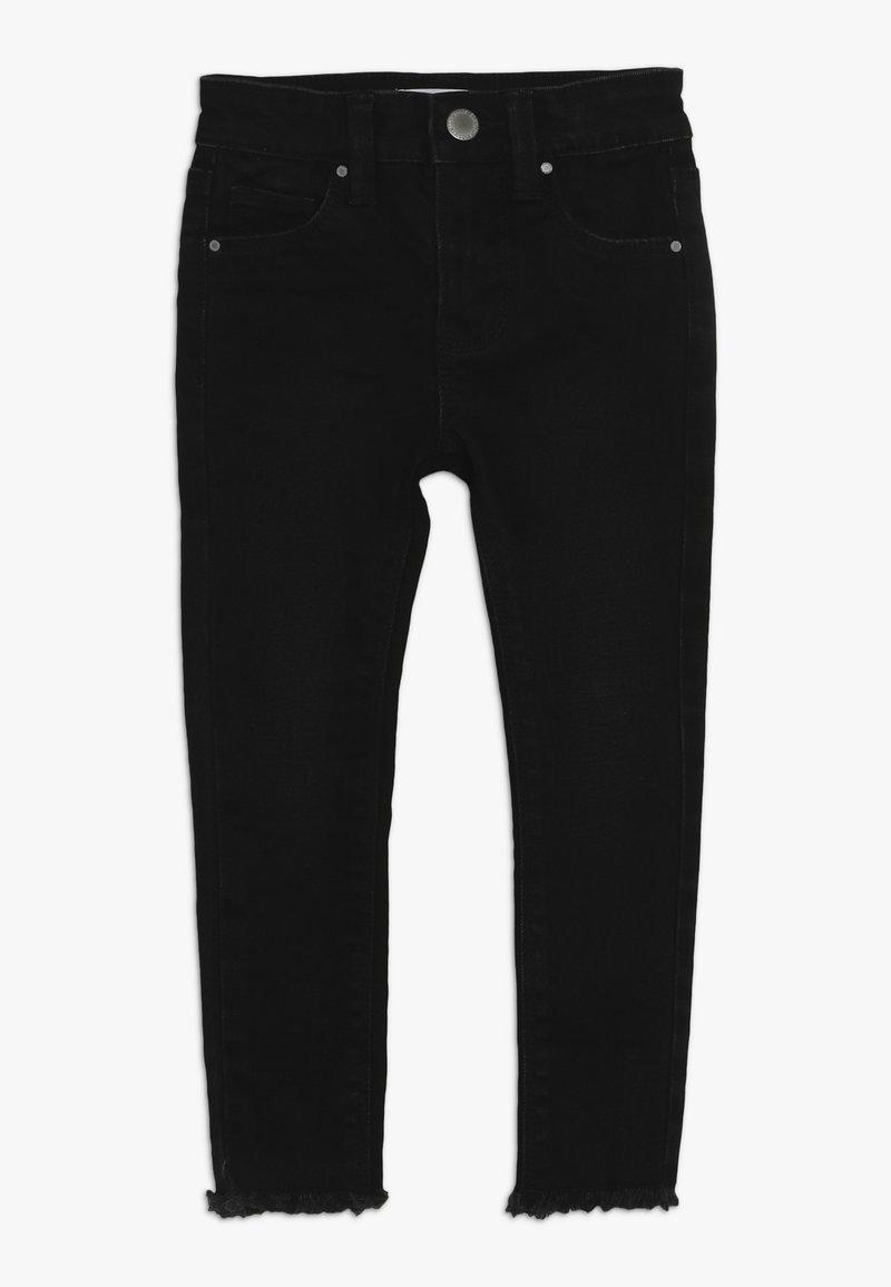 Cotton On - DREA - Vaqueros slim fit - black