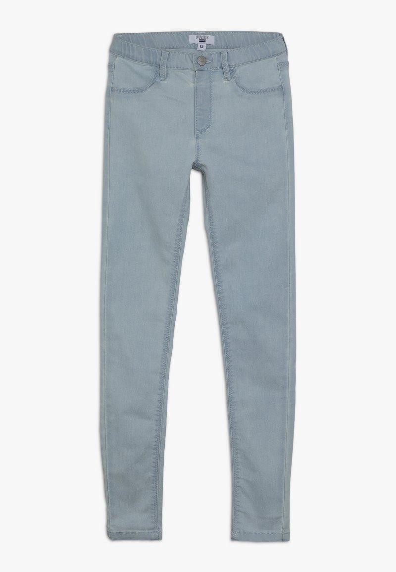 Cotton On - Vaqueros pitillo - bleach blue