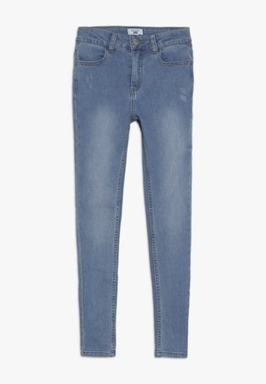 Skinny džíny - mid indigo