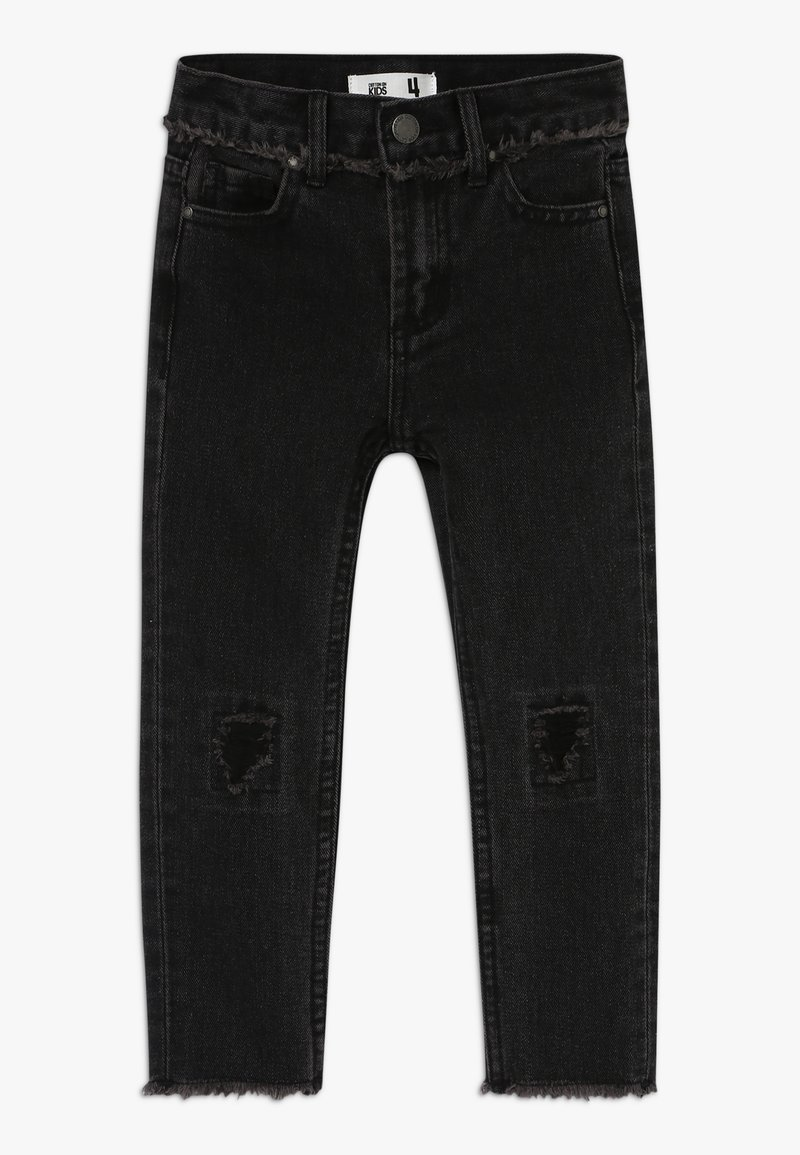 Cotton On - SAMMY SLOUCH JEAN - Džíny Relaxed Fit - black