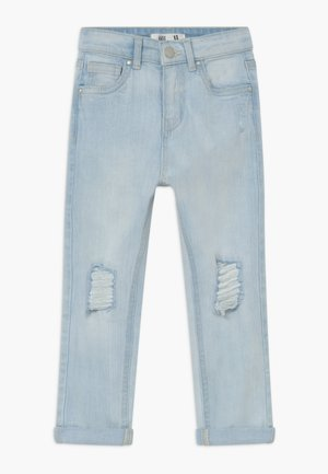 KIDS INDIE SLOUCH - Džíny Slim Fit - light wash