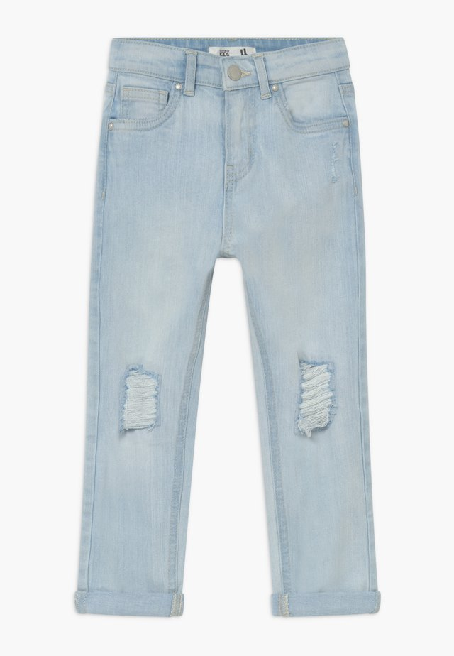 KIDS INDIE SLOUCH - Slim fit jeans - light wash