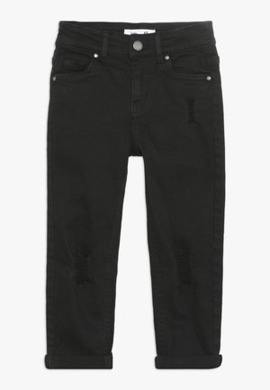 KIDS INDIE SLOUCH - Jean slim - black