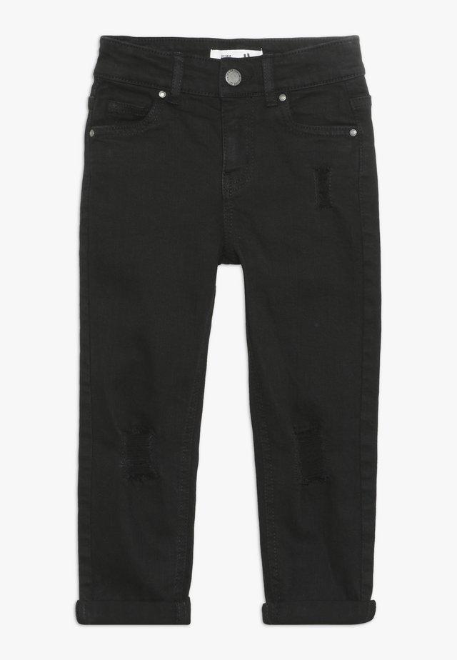 KIDS INDIE SLOUCH - Slim fit jeans - black