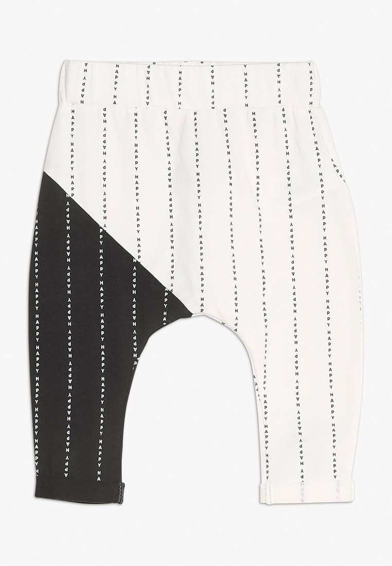 Cotton On - FRANKIE PANT - Bukse - vanilla/phantom splice