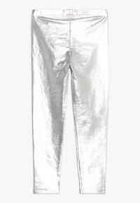Cotton On - KIDS HUGGIE - Legíny - silver metallic - 1