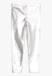 Cotton On - KIDS HUGGIE - Legíny - silver metallic - 0
