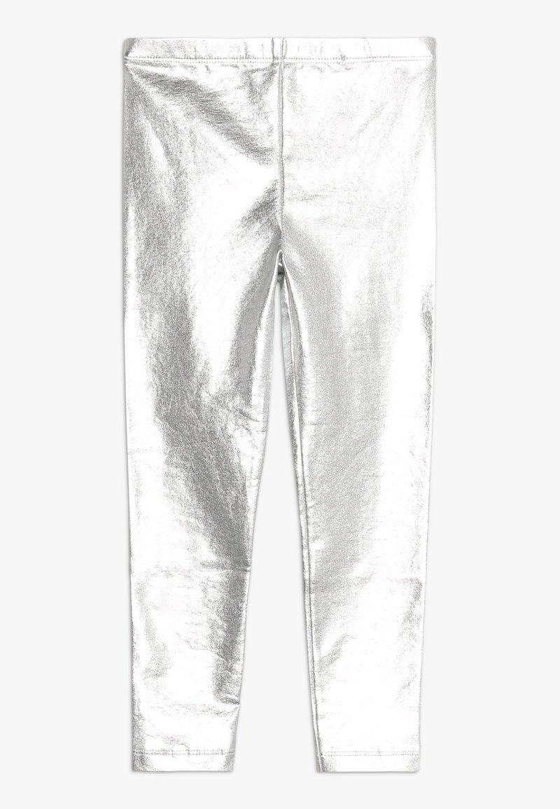 Cotton On - KIDS HUGGIE - Legíny - silver metallic