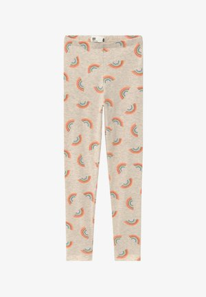 KIDS HUGGIE - Leggings - pearl pink