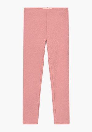 KIDS HUGGIE - Leggings - Trousers - pink