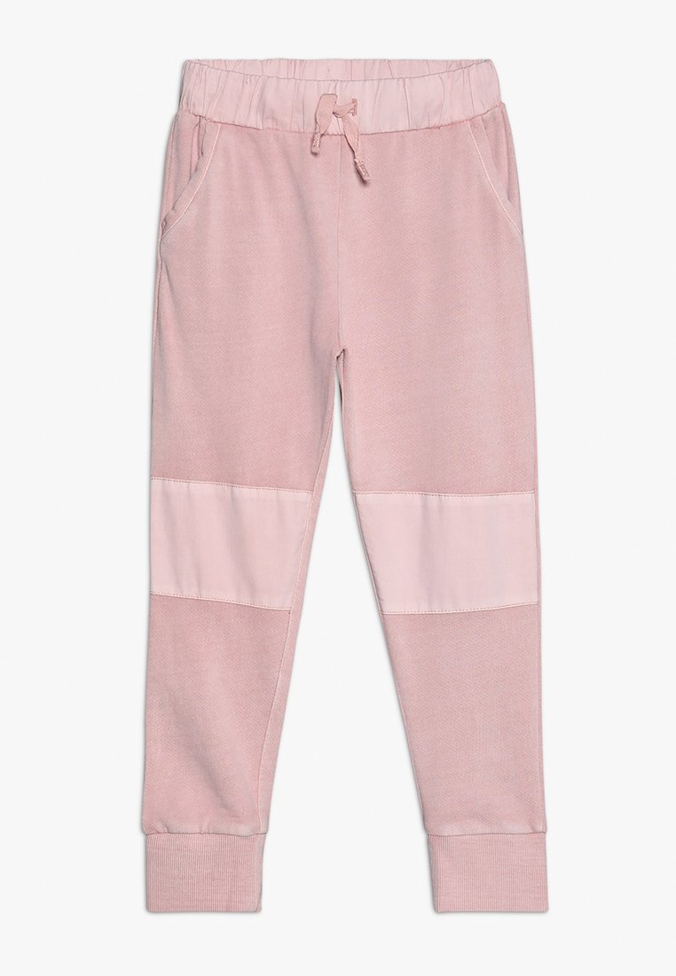 Cotton On - KAILLE TRACKPANT - Tracksuit bottoms - garment dye rose smoke