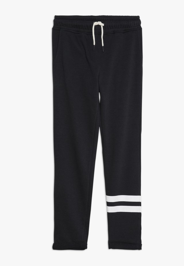 KEEPER GIRLS TRACK PANT - Teplákové kalhoty - shadow