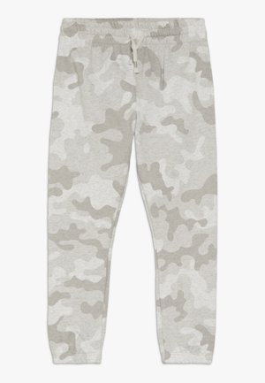 KEIRA CUFF TRACKPANT - Tracksuit bottoms - summer grey