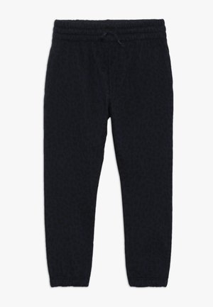 KEIRA CUFF TRACKPANT - Tracksuit bottoms - indian ink